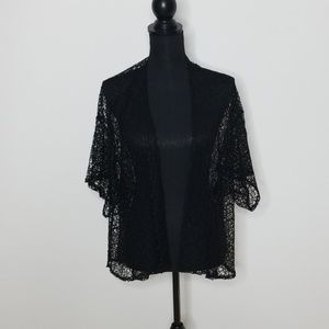 A.GAIN Mesh Net Cover Up Jacket small/3 for $25